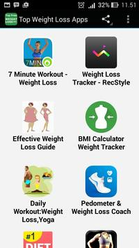 Top Weight Loss Apps poster