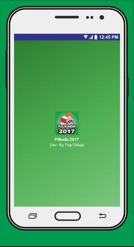 Real Count Pilkada 2017 poster