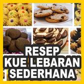 Resep Kue Lebaran Sederhana icon