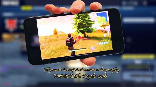Tricks for Fortnite Battle Royale poster