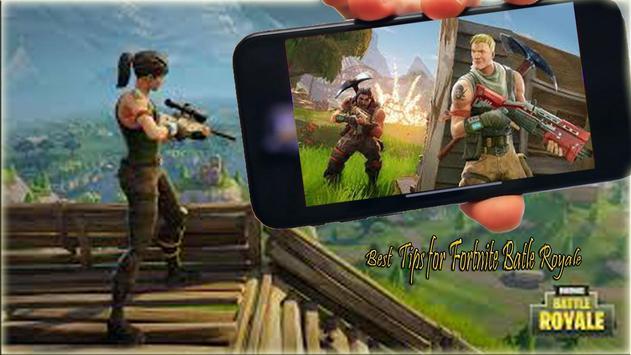 Tricks for Fortnite Battle Royale apk screenshot