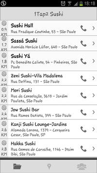 1TAP2 Sushi Delivery apk screenshot