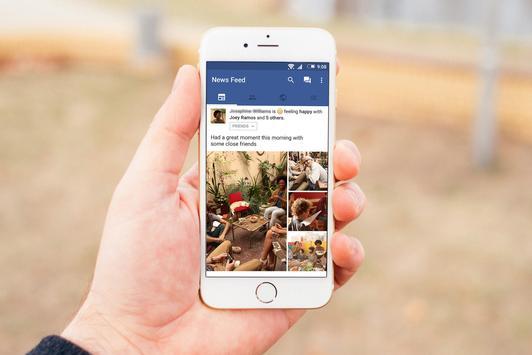 A Messenger for Facebook screenshot 1