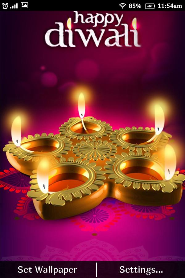 Happy Diwali Hd Live Wallpaper For Android Apk Download