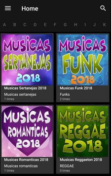 Top Musicas Romanticas 2018 poster