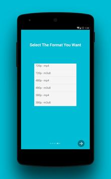 VTD - Video Tube Downloader apk screenshot
