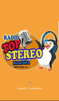 Radio Top Stereo - Marcona poster