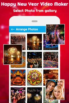 New Year Video Maker | New Year Slideshow Maker poster