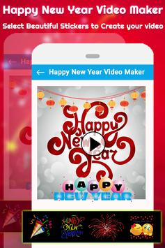 New Year Video Maker | New Year Slideshow Maker screenshot 2