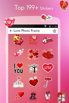 Love Photo Frames screenshot 8