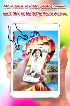 Selfie Camera Photo Frame poster