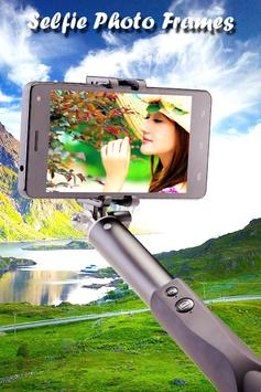 Selfie Camera Photo Frame screenshot 2