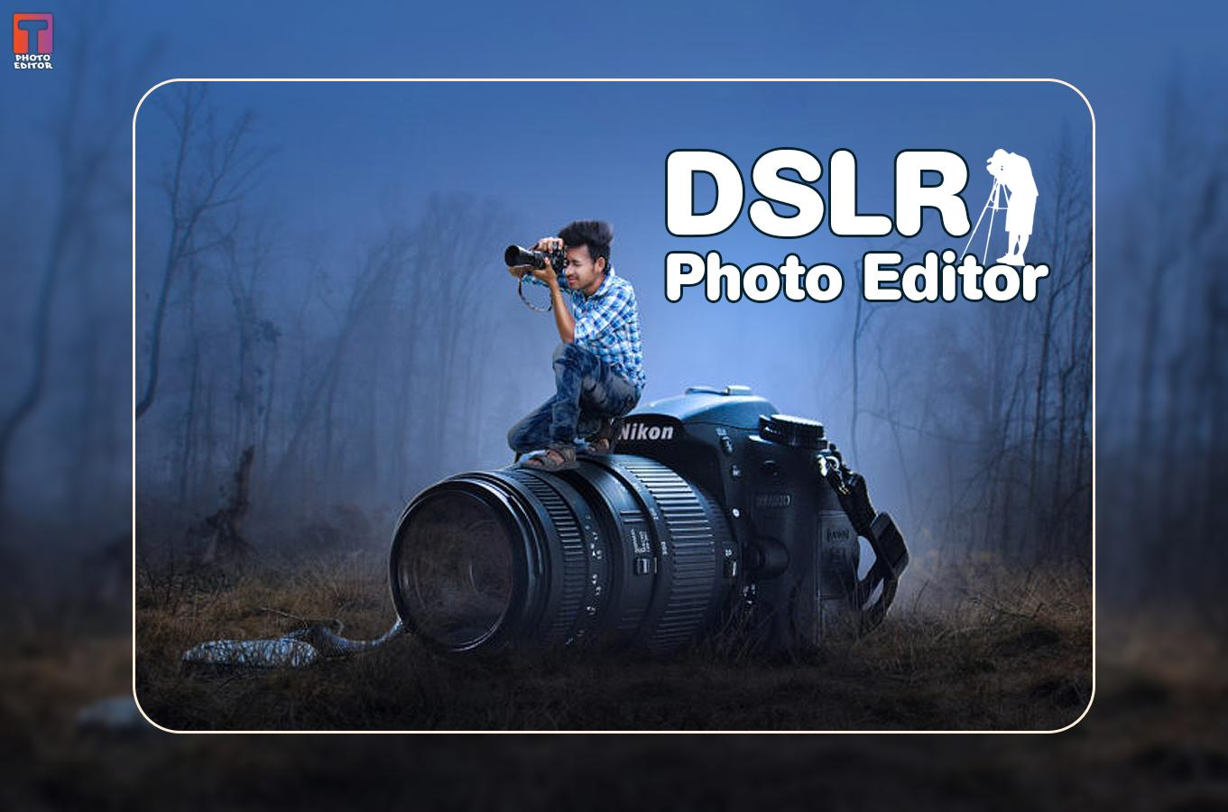 Dslr Cut Cut Background Changer Photo Editor For Android Apk Download