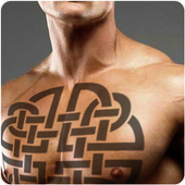 Татуировка на Abs иконка