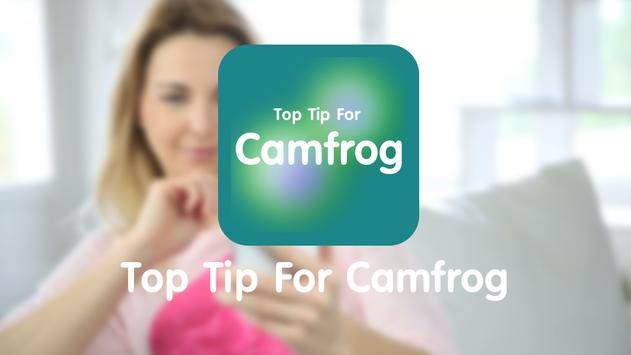 Top Tip For Camfrog screenshot 1