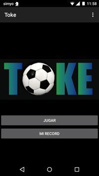 Touch soccer screenshot 3