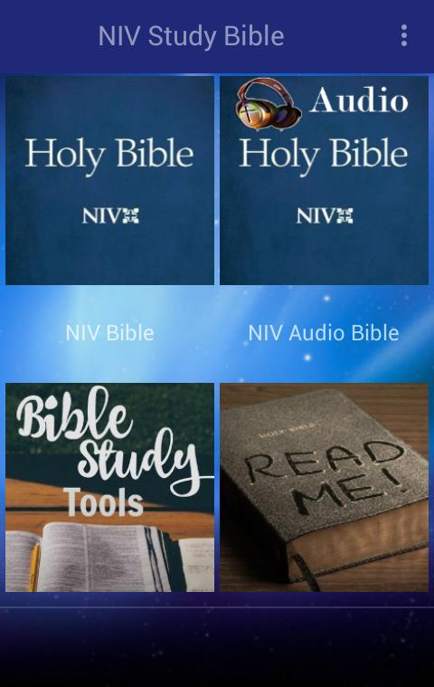 NIV Study Bible Free for Android - APK Download