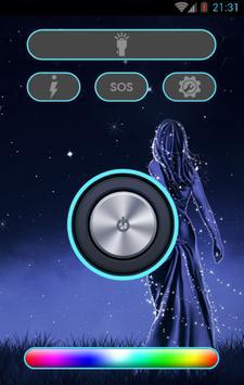 Flashlight Galaxy S8 apk screenshot