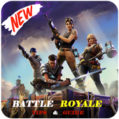 New Fortnite Battle Royale Guide icon