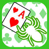 Simple Spider : Solitaire icon