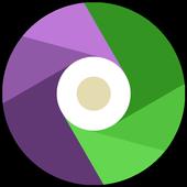 Tornado (Browser + TOR) icon