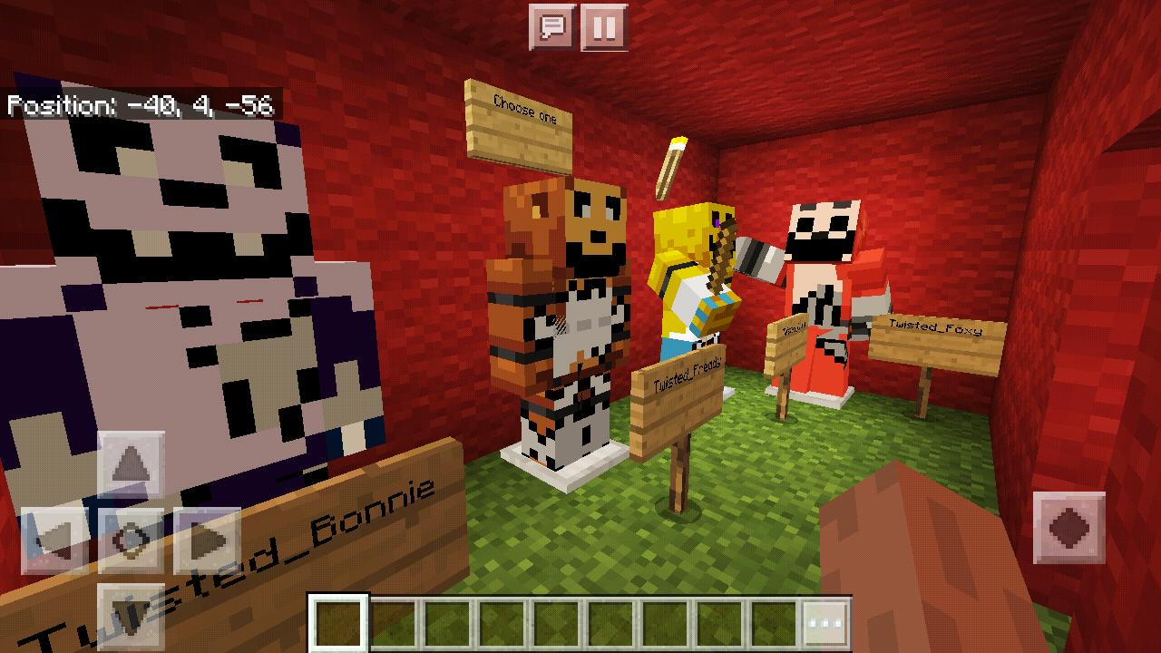 FNAF Survival Carnival  Map for MCPE for Android - APK Download