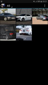 Modified Audi apk screenshot