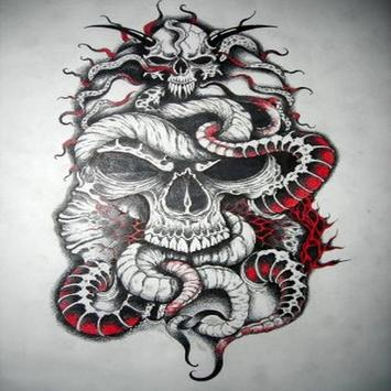 Tattoo Designs V8 poster