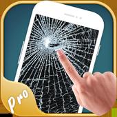 Crack Screen Prank 2017 icon