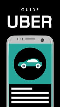Free Taxi Uber Ride Guidelines poster