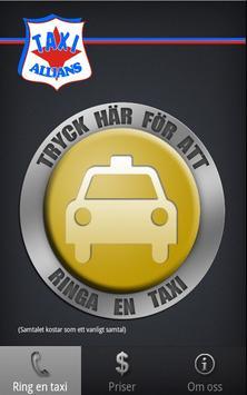 Taxi Allians poster