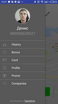 Lite Taxi apk screenshot