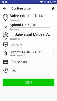 Smart-Cab.Ro screenshot 5