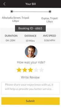 Taxi10 Pro screenshot 2