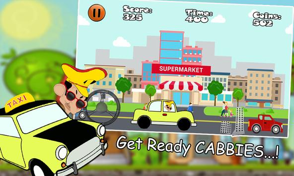 Taxi Mr Pean Racing apk screenshot