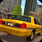 Taxi Driver 2017 Simulator icon