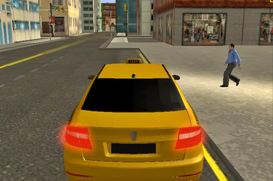 Taxi Driver 2017 Simulator screenshot 3