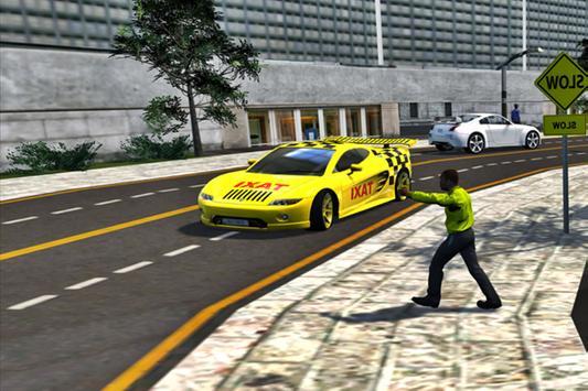 Taxi Driver 2017 Simulator screenshot 2