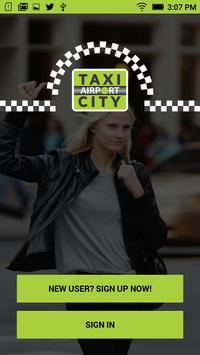 Taxi Airport City Driver apk screenshot