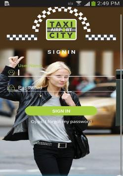 Taxi Airport City. apk screenshot