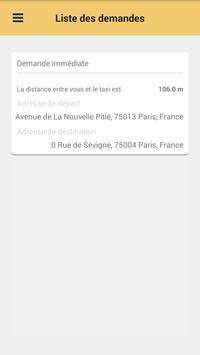 Taxitop Chauffeurs screenshot 2