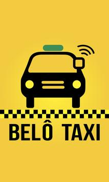 Belô Táxi poster