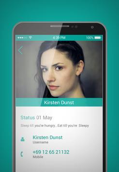 الواتس اب الجديد - Simulator screenshot 1