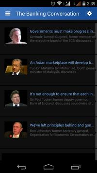 The Banking Conversation screenshot 1