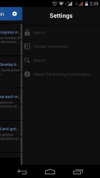 The Banking Conversation screenshot 3