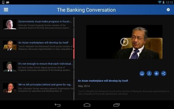 The Banking Conversation screenshot 7