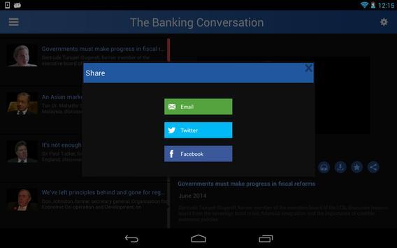 The Banking Conversation screenshot 9