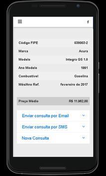 Tabela FIPE screenshot 4