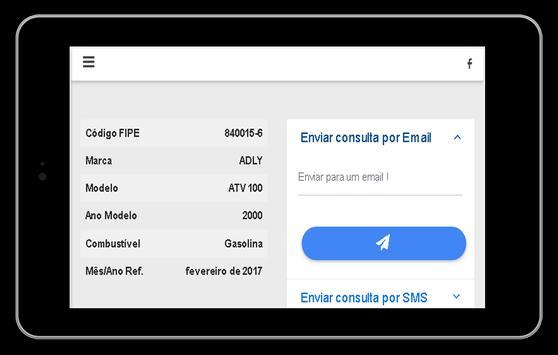 Tabela FIPE screenshot 9