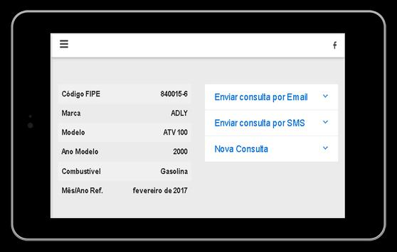 Tabela FIPE screenshot 13